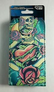TATTOO-STYLE-HEART-ROSES-SKULL-BLACKBERRY-CLOSING-PLASTIC-HOLDER-CELL-CASE-NEW