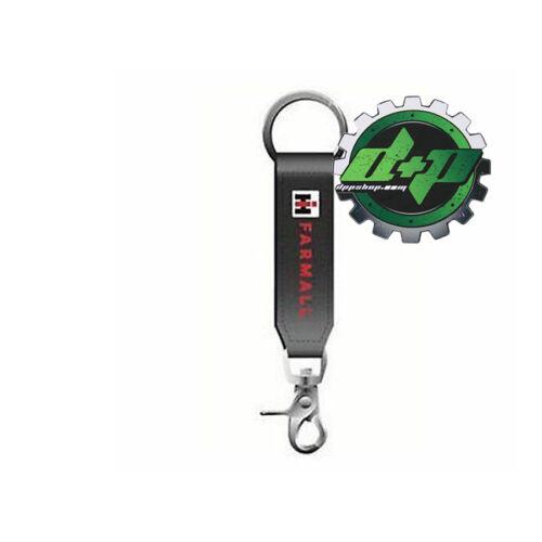 Ih Farmall international keychain holder badge clip key ring latch tag Chain tag