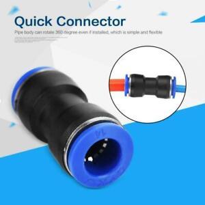 35tlg Pneumatik Steckverbinder Druckluft Luftschlauch Verbinder Ø 4~16mm Set ☯