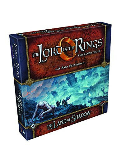 Il Signore degli Anelli LCG  la terra d'ombra SAGA espansione della Fantasy Flight Gioco