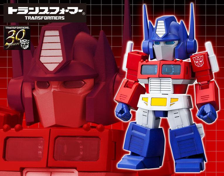 Die d-style optimus prime - konvoi kotobukiya modell - action - figur neue