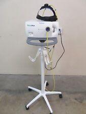 Welch Allyn Cl 100 Surgical Illuminator Light Source Head Lamp Cart Inv 2661