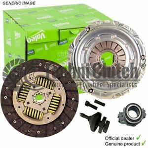 VALEO COMPLETE CLUTCH AND ALIGN TOOL FOR PEUGEOT PARTNER ORIGIN MPV 2.0 HDI