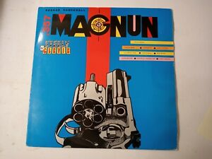 357-Magnum-Various-Artists-Vinyl-LP-1989