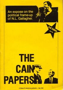 The-Cain-Papers-An-expose-on-the-political-frame-up-Norm-Gallagher-BLF-Victoria