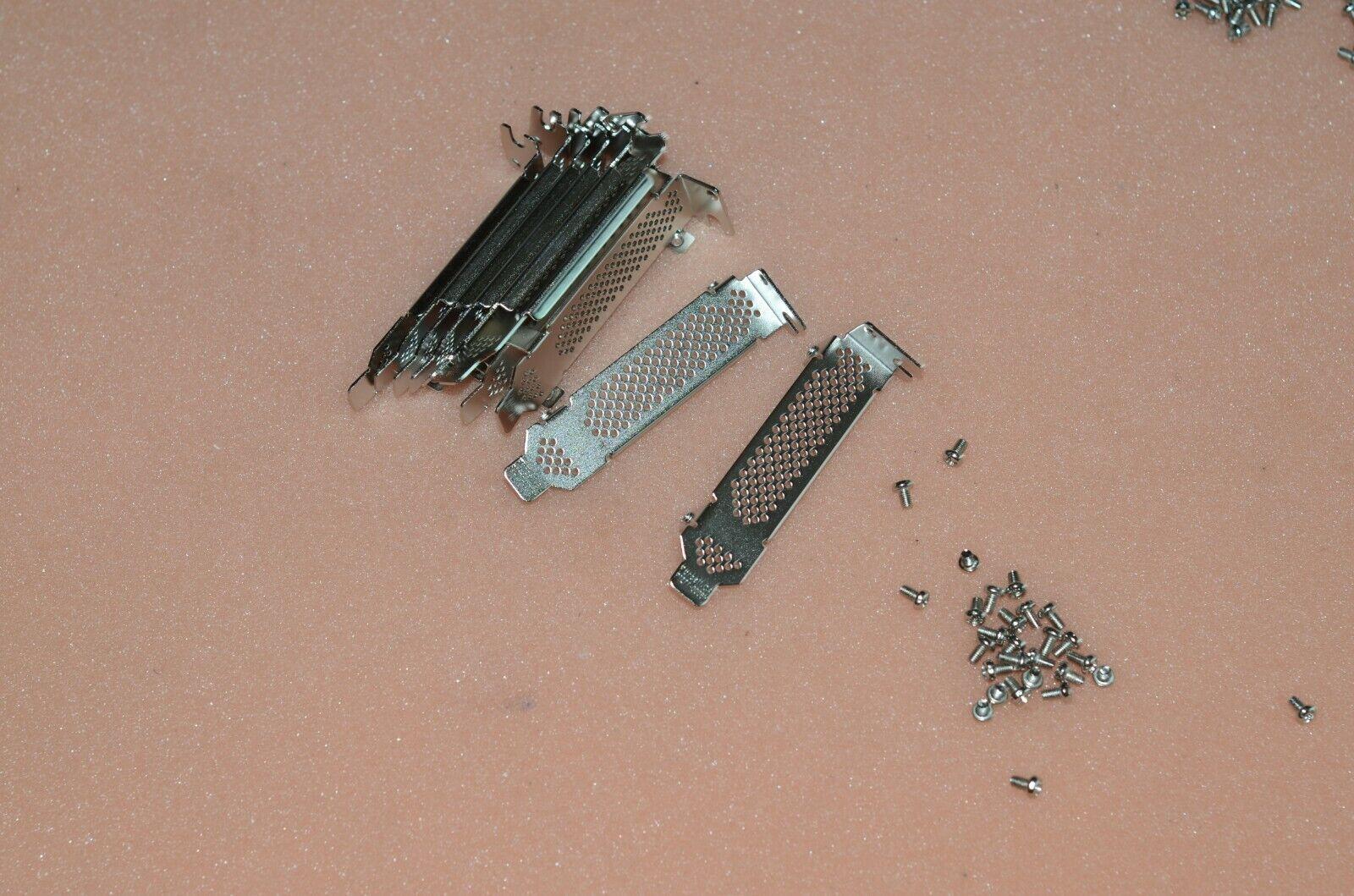 LOT OF1000 Low-Profile Bracket for LSI 9260-4i 9260-8i 9240-4i 9240-8i 9261-8i