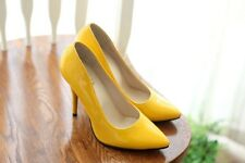 8ead9fd3cc4e Women s Pumps Strappy Stiletto High Heels Party Wedding Shoes Plus Size US 4 -13