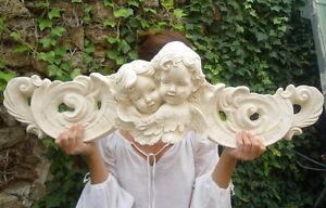 Impressionnante-haut-relief-anges-1m-platre-teinte-cherub-angel-angelo-3068