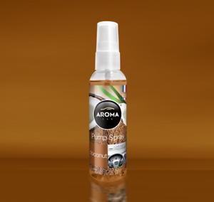 Parfum-Voiture-Aroma-Car-Pump-Spray-Coconut-Noix-De-Coco-75ml