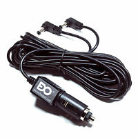 Dc Car Charger Power Adapter Cord For Mustek Dual Screen Dvd Player Pd77b Dp77a