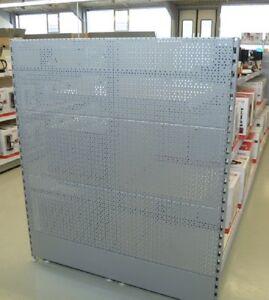 tegometall gondelkopf kopfgondel 140 cm hoch 100 cm breit mit lochw nden ebay. Black Bedroom Furniture Sets. Home Design Ideas