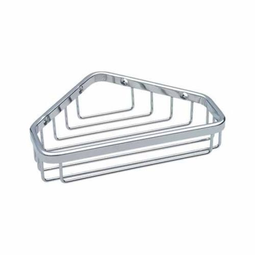 Delta-47000-ST Stainless Steel Small Corner Caddy Bright Stainless Steel