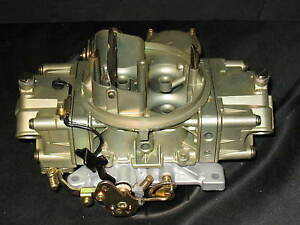 Restored-Holley-Carburetor-4557-DTD-902-1970-LS6-Chevelle-396-427-L78-Nova