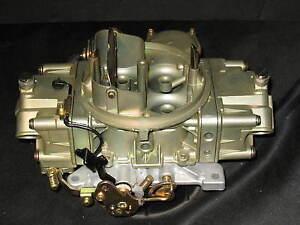 Restored-Holley-Carburetor-4557-DTD-9B1-1970-LS6-Chevelle-Nova-454-ORIGINAL