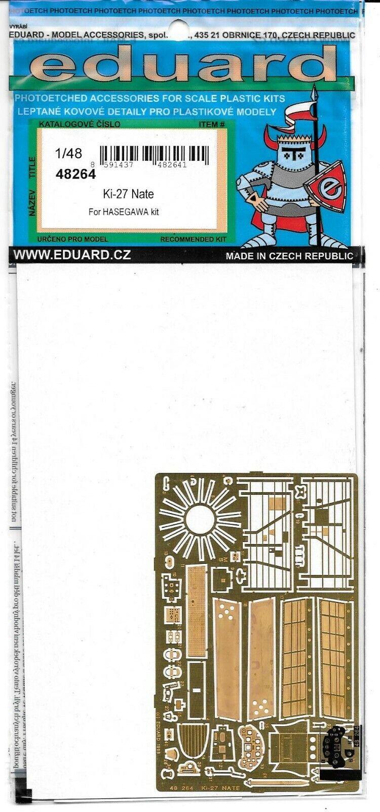 KI27 NATE FOR HSG48264 EDUARD 1//48 AIRCRAFT