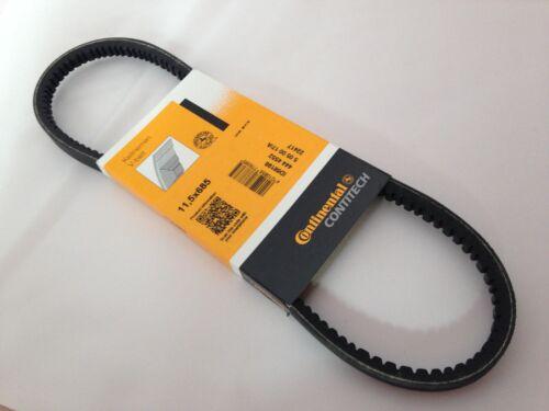 Continental Contitech Courroies trapézoïdales v-belt Conti avx13x900 COURROIE belt AVX 13 x 900