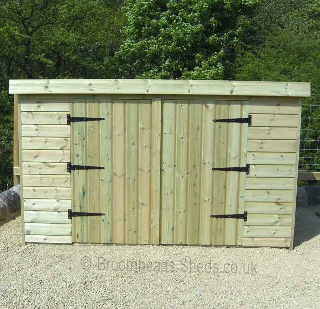"""16mm Tanalised Timber wood Tool Tidy Bike store Shed New HEIGHTS upto 6'6"""""""