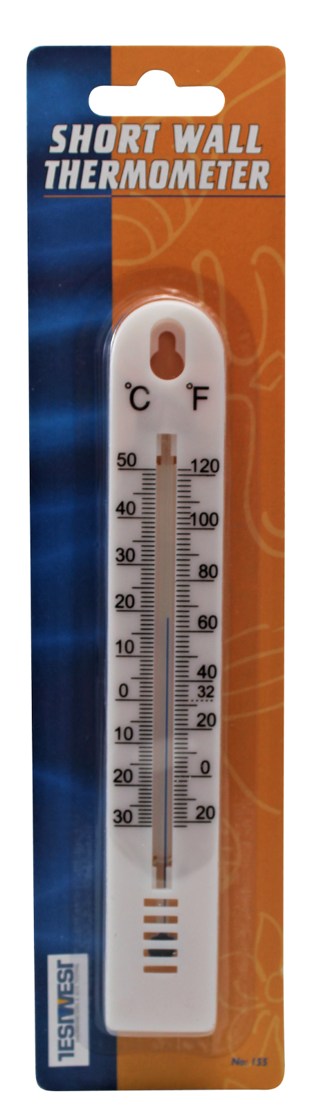 WALL THERMOMETER OFFICE HOME GARDEN INDOOR OUTDOOR MULTIPURPOSE GREENHOUSE