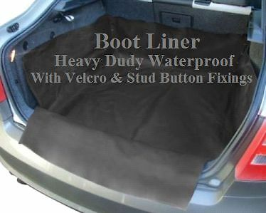 MERCEDES-BENZ SL S-CLASS AMG 10-ON CAR BOOT COVER LINER PROTECTOR + WATERPROOF