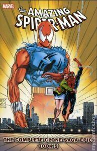 Spider man the complete clone saga epic book 3