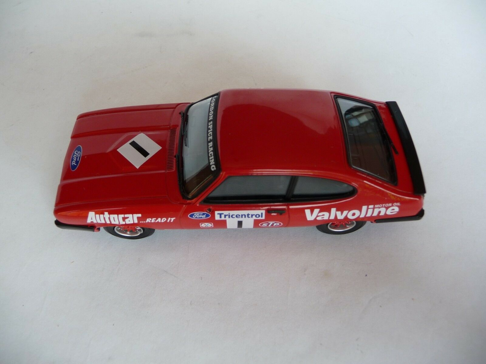 Vanguards 1 43 Ford Capri 1978 Gordon Spice Racing VA10804