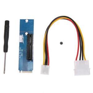 M-2-NGFF-SSD-to-PCI-E-4X-Konverter-Adapterkarte-mit-Netzkabel-Converter-Board