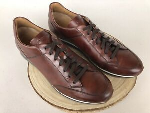 Magnanni 'Chaz' Sneakers Brown Tobacco