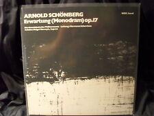 A. Schönberg - Erwartung (Monodram) op.17 / Scherchen