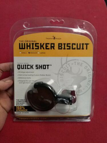 Wisker Buscuit Quick Shot Medium
