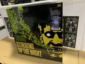 Death Breath LP+CD Stinking Up The Night Yellow Vinyl RSD 2019 Versiegelt