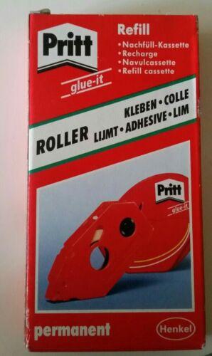 Pritt Refill permanent Kleberoller 12m Sauber Schnell Exakt