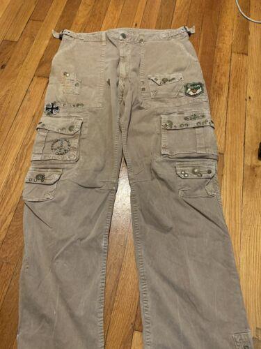 robin jeans cargo