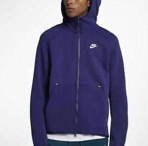 Nike Tech Fleece Full Zip Men S Hoodie Size M L Ebay