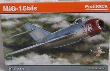 Eduard 1/72 EDK7056 MiG-15Bis Profipack Edition