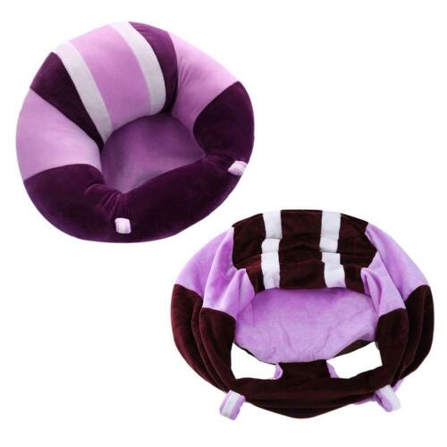 BW#A  Portable Infants Sofa Support Seat Cover Baby Plush Chair Learning To Sit