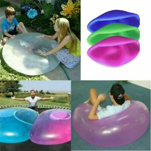 Super Soft Wubble Inflatable Bubble Ball Stretch Sport kids Child Play Toy S//M//L