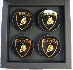 Lamborghini center caps