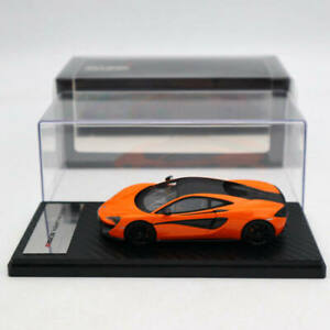 TSM-Model-2015-Mclaren-570S-Ventura-Orange-1-43-Resin-Limited-Edition-Collection