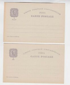 india port.four commemorative stationry cards b1997