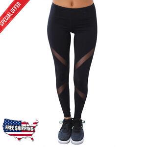 Boutique en ligne fe5e7 1af65 Details about Leggins Deportivas Ropa Deportiva De Moda Licras Pantalones  Para Yoga Mujer