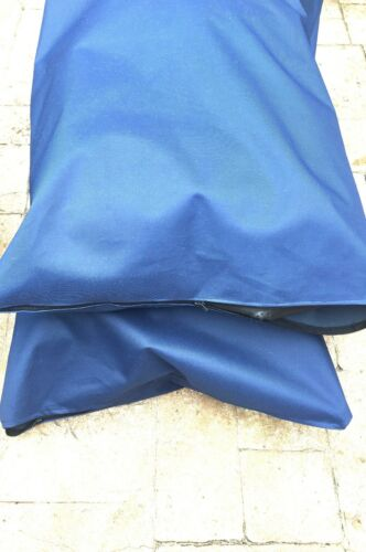Waterproof Dog Bed Cushion with Heavy Duty Tough Removable high  Grade Cover xl