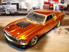 1970 FORD MUSTANG BOSS 429 LIMITED EDITION 1/64 M2 1970'S MUSCLE