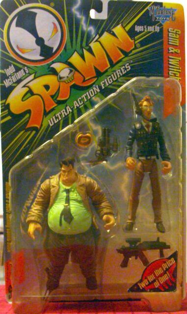 Spawn : SAM & TWITCH Action Figures Series 7