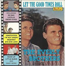 (CD) The Everly Brothers - Till I Kissed You, Wake Up Little Susie, Bye Bye Love