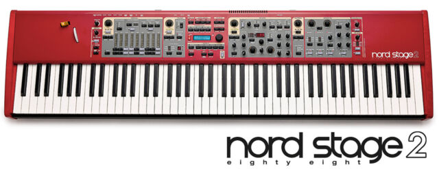 Nord Stage 2 88 NS2 Keyboard Stage2 *B-Stock* HA88  FULL WARRANTY!