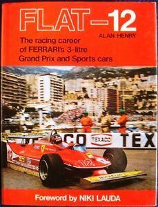 Flat 12 Racing Career Of Ferrari S 3 Litre Grand Prix And