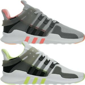 Details about Adidas EQT Support ADV women's low-top sneakers gray pink/yellow trainers NEW
