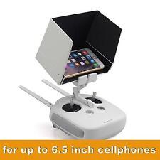 Smart phone Sun Hood Sunshade for DJI Phantom 3 4 Inspire 1 FPV Samsung iPhone 6