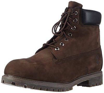 Timberland FTB 6 in Premium Boot 10001, Herren Stiefel Dark BROWN Waterproof Neu | eBay