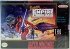 1993 Star Wars THQ Super The Empire Strikes Back for Super Nintendo